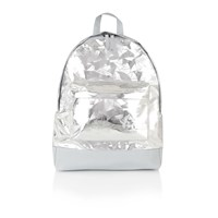Gola Walker Metallic Abstract Rucksack Grey