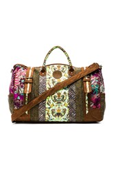 Maaji Weekender Bag Brown
