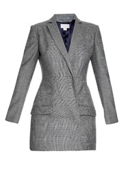 Antonio Berardi Prince Of Wales Check Wool Blazer