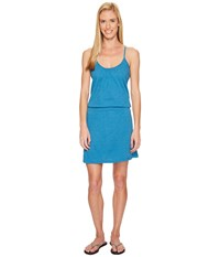 Carve Designs Hadley Dress Ocean Women's Dress Blue