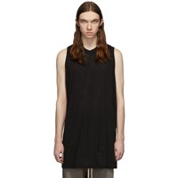 Rick Owens Drkshdw Black Ricks Tank Top