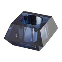 Swarovski Square Candle Holder Montana