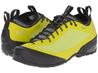 Arc'teryx Acrux2 Fl Gtx Approach Shoe Genepi Arc Moraine Arc Men's Shoes Yellow