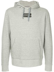 Makavelic Moment Of Truth Hoodie Grey