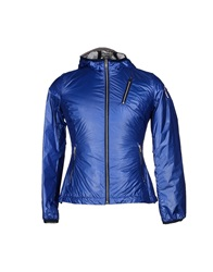 Club Des Sports Jackets Blue