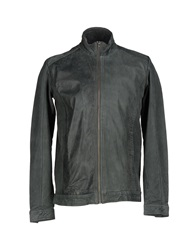 Revolution Jackets Dark Green
