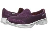 Skechers Go Walk 4 Propel Raspberry Women's Shoes Pink