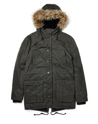 Only And Sons Aron Parka Green