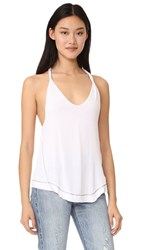 Free People Nectarine Tank White