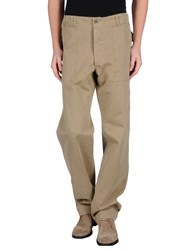 Mason's Trousers Casual Trousers Men Beige