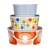 Orla Kiely Storage Bowls Set Of 3