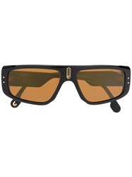 Carrera Square Frame Sunglasses Black