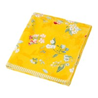 Pip Studio Hummingbird Beach Towel Ceylon Yellow