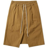Rick Owens Rick's Pods Short Brown