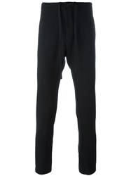Forme D'expression Contoured Trousers Black
