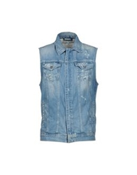 Pepe Jeans Denim Outerwear Blue