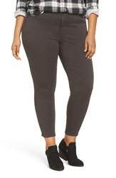 Wit And Wisdom Plus Size Ab Solution Ankle Skimmer Jeans Expresso