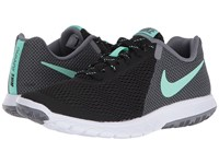 Nike Flex Experience Rn 5 Black Green Glow Cool Grey White Women's Running Shoes