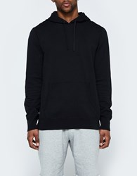 Reigning Champ Pullover Hoodie Lightweight Terry In Black