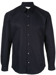 Cerruti 1881 Plain Shirt Blue