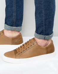 Call It Spring Algeo Trainers Tan