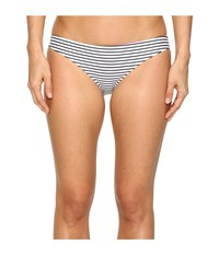 Mikoh Zuma Full Coverage Bottom Vintage Sailor Night Women's Swimwear Gray