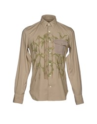 Coast Weber And Ahaus Shirts Khaki