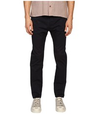 Vivienne Westwood Stretch Cotton Drill Skinny Chino Navy Men's Casual Pants