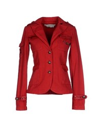 Manila Grace Denim Suits And Jackets Blazers Women