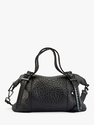 Ted Baker Olmia Leather Small Tote Bag Black