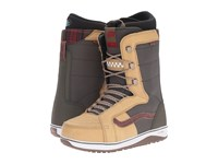 Vans V 66 '17 Tan Forest Green Men's Cold Weather Boots
