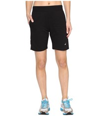 Asics Abby Long Shorts Performance Black Women's Shorts