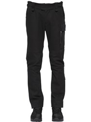 Alyx Multi Pocket Cotton Biker Pants Black