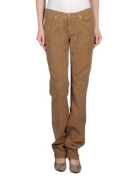 Jeckerson Casual Pants Brown