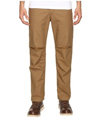 Carhartt Full Swing Quick Duck Cryder Dungarees Yukon Men's Casual Pants Taupe