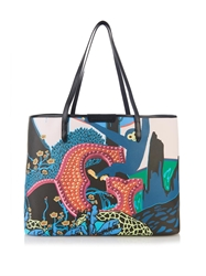 Mary Katrantzou G Melina Coated Canvas Tote