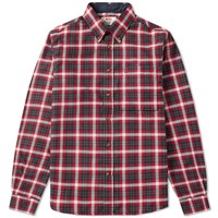 Fjall Raven Fjallraven Stig Flannel Shirt Red