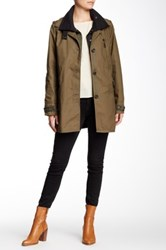 Fillmore Jermy Trench Coat Green