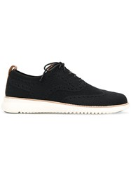 Cole Haan Lace Up Sneakers Black
