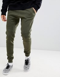 Your Turn Yourturn Skinny Jogger In Khaki Green