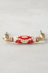 Anthropologie Talasso Handle Red