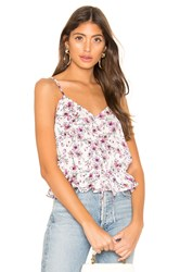 Cupcakes And Cashmere Cortina Cami Ivory