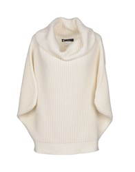 Compagnia Italiana Turtlenecks Ivory