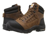 Carhartt Lightweight Waterproof Work Hiker Brown Oil Tanned Leather Men's Hiking Boots