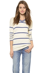 Zoe Karssen Thin Stripe Sweater