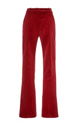 Martin Grant Corduroy Flared Pants