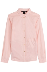 Marc By Marc Jacobs Hailee Cotton Poplin Shirt