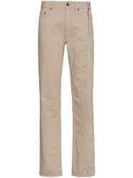 Y Project Side Fastening Jeans Nude And Neutrals