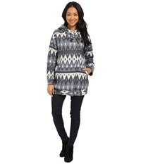 Roxy Dreamy Days Jacket Dreamy Days Jacquard Combo Pea Women's Coat Black