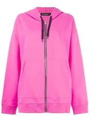 Filles A Papa Baltimore Hoodie Pink Purple